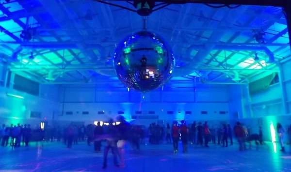 School Dances in Nova Scotia, Halifax - LED Blacklights