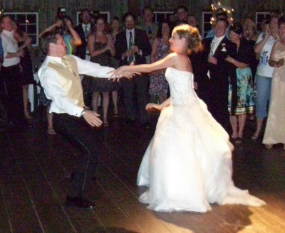 Bride & Groom Dancing, Wedding in Halifax, Nova Scotia