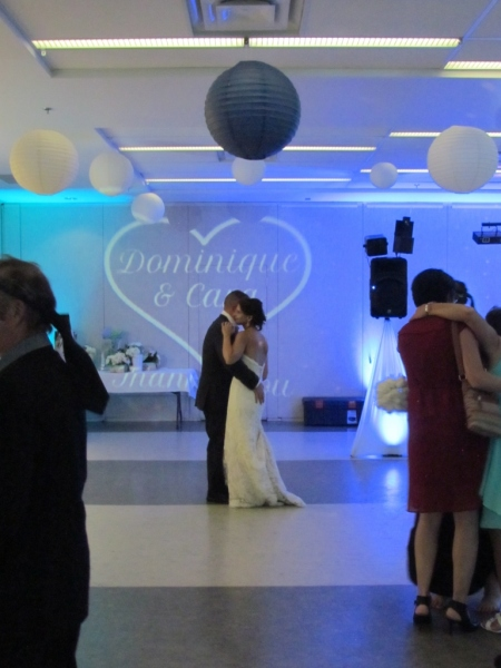 Bride & Groom Final Waltz, Professional Wedding DJ in Nova Scotia