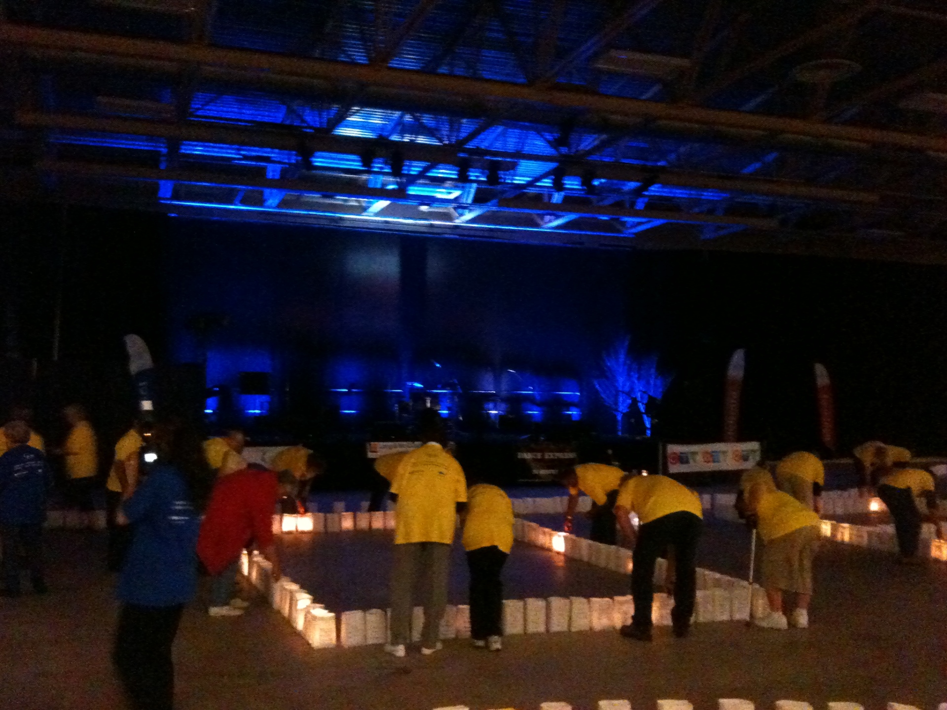 Relay for Life - Lighting Ceremony
