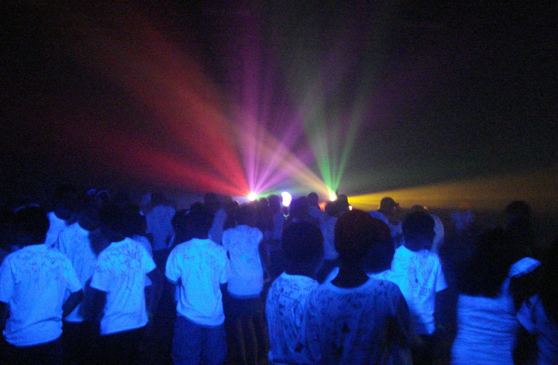 School Dances in Nova Scotia, Halifax - Blacklight - Laser Show